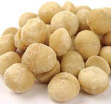 Macadamia Nuts Roasted and Salted