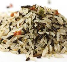 White Wild Rice Pilaf