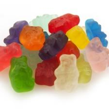 Gummi Bears 12 Flavor