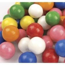 Assorted Bubble Gum Balls